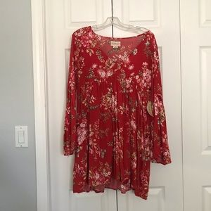 Floral dress Denim & Supply Ralph Lauren